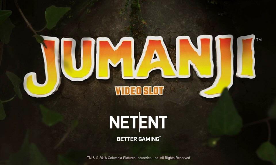 Jumanji è l'ultimo gioco di NetEnt con 5 rulli e giri gratis