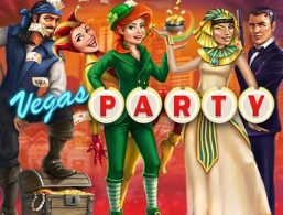 Vegas Party – NetEnt