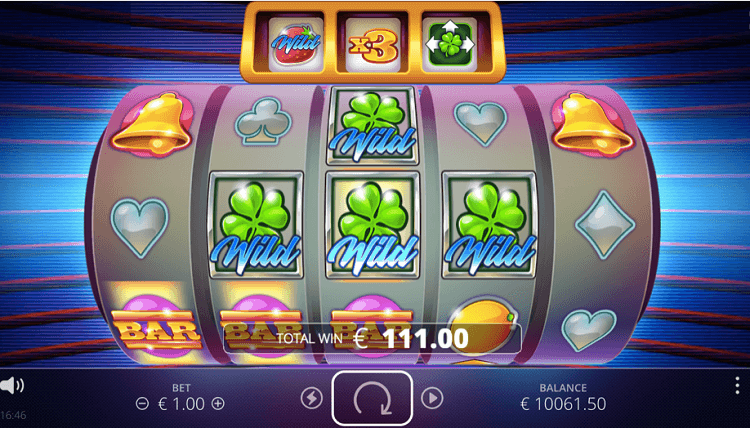 "Casino1 testa la slot machine ""Casino Win Spin"" da Nolimit City"