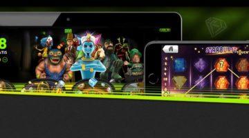 Nel 2018 888 ha aggiornato il design del suo casinò mobile e dell'app.