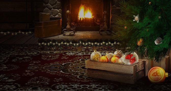 LeoVegas addobba il tuo Albero di Natale con Premi e Bonus