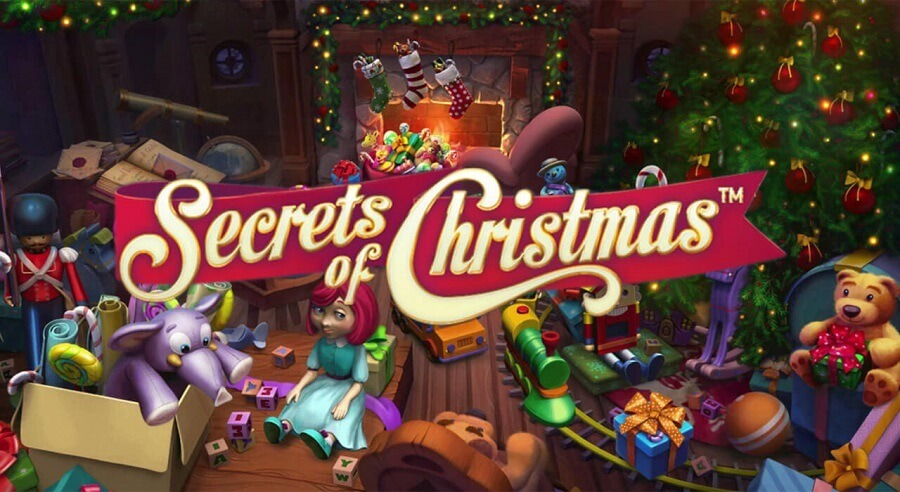 Secrets Of Christmas è un gioco di slot di NetEnt.