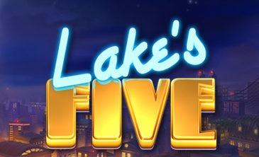 Gioco alla Slot Lakes FIVE gratuitamente e con denaro reale.