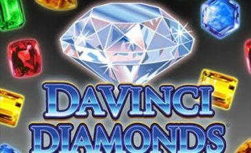 Slot online Da vinci Diamonds di IGT - Gioca gratuitamente e leggi la recensione.