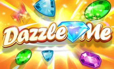 Gioco gratuitamente e leggi la recensione dello Slot machine dazzle me di NetEnt