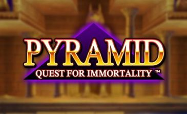 Revisione dello slot machine Pyramid the quest for immortality da parte del fornitore di giochi NetEnt