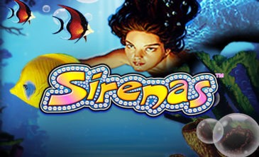 Revisione dello slot machine sirenas da parte del fornitore di giochi Novomatic
