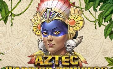 Revisione dello slot aztec warrior princess da parte del fornitore di giochi Play n Go