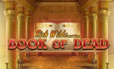 Revisione dello slot video online Book of Dead da parte del fornitore di giochi Play n Go
