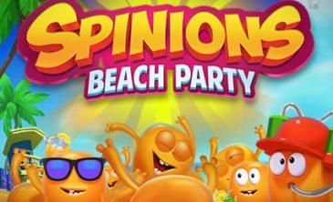 Gioco gratuitamente e leggi la recensione dello Slot Spinions di Quickspin