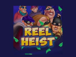 Reel Heist Slot – Red Tiger