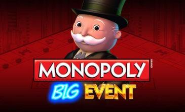 Monoply Big event è uno slot sviluppato da WMS - Leggi la recensione qui.