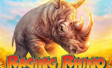 Raging Rhino è uno slot video online sviluppato da WMS - Leggi la recensione qui.