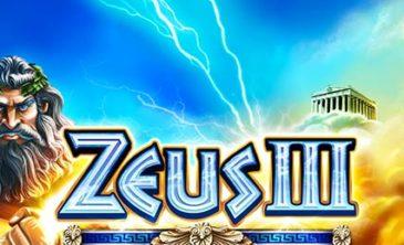 Gioco alla slot Zeus 3 gratuitamente e con denaro reale.