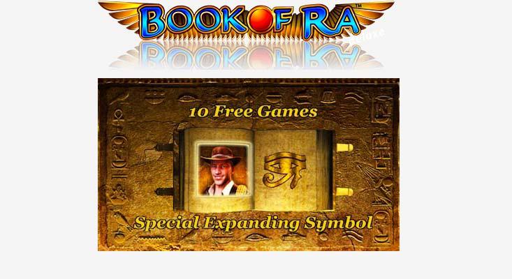 immagine del Book of Ra Deluxe bonus Feature