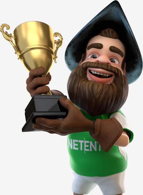Gonzo netent primo posto del torneo